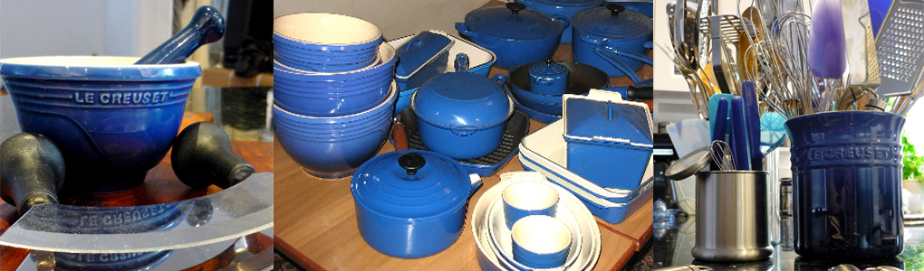 Le Creuset - for life!