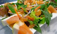 Pomelo and Prawn Salad