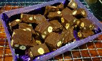 Choc-nut Fudge